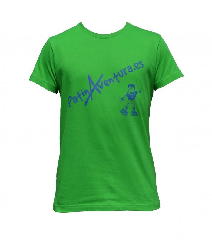 Camiseta PatinAventura Hombre/niño