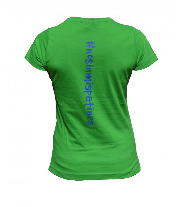 Camiseta PatinAventura Mujer