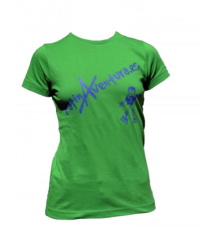 Camiseta PatinAventura Hombre