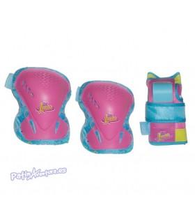 Protecciones Soy Luna Pack3