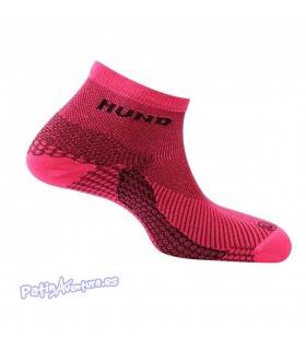 Calcetin Roller Mundsocks Speed Rosa