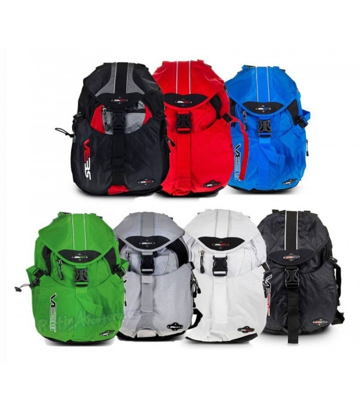 Mochila Porta-Patines Línea Seba. Backpack Small (Rain Cover) Adulto