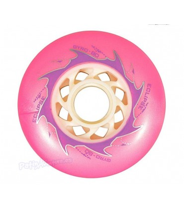 Ruedas Freeskate Gyro Eclipse Pink