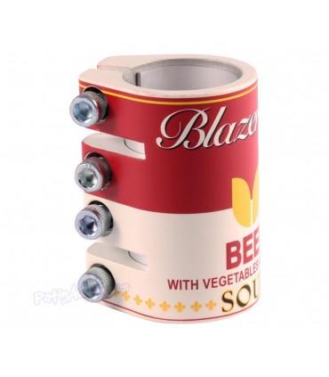 Abrazadera Clamp Patinete Blazer Pro Soup Con Suplemento