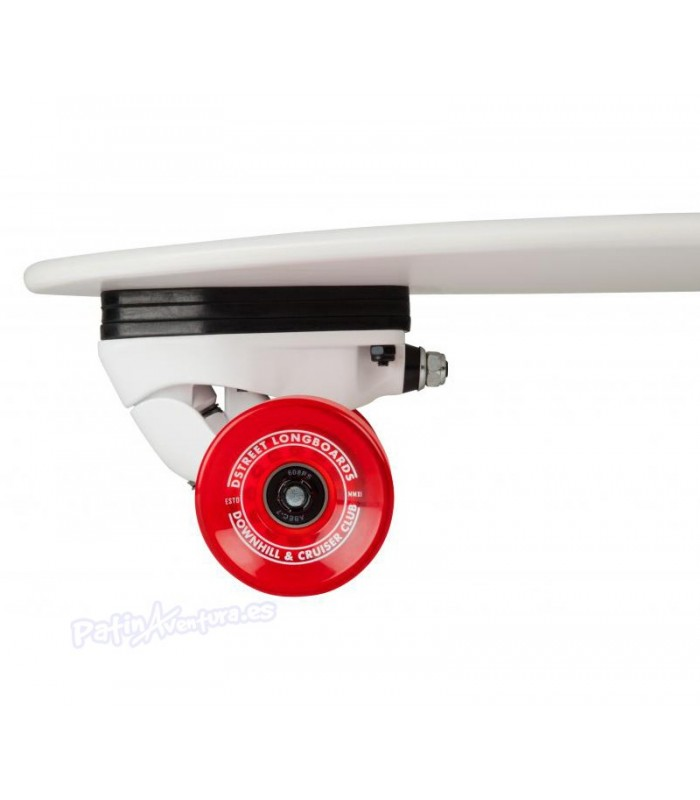 Skateboard Carver D Street Cut Back Multi 31""