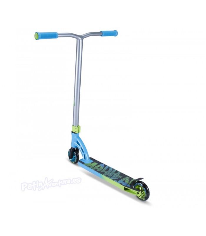 Scooter Agresivo MGP VX7 Pro Azul/Verde