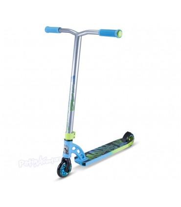 Patinete Scooter Agresivo MGP VX7 Pro Azul/Verde