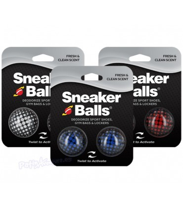 Bolas Anti Olor Sneaker Balls Matrix