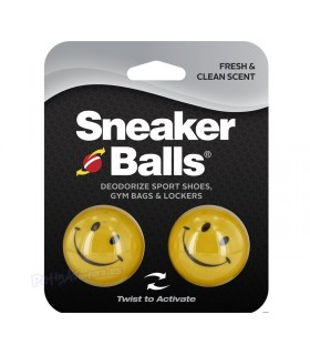 Bolas Anti Olor Sneaker Balls Happy face