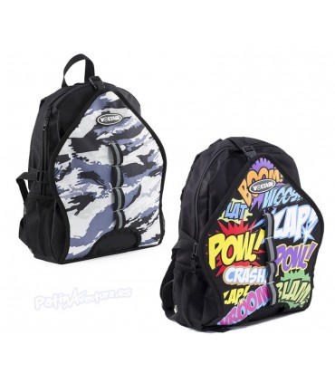 Mochila Porta Patines & Skateboard Voltage