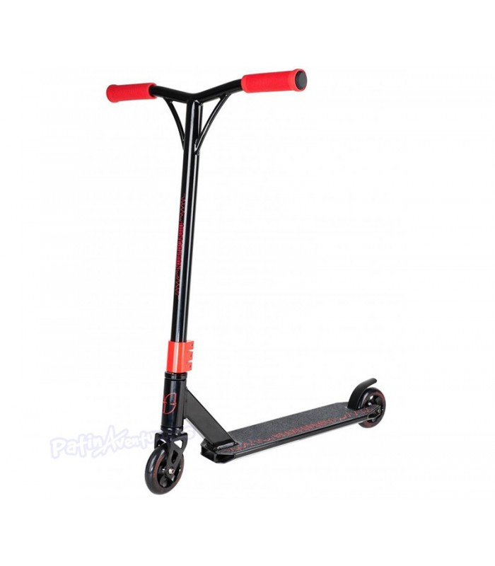 Scooter Agresivo Blazer Pro Distortion Series Negro/Rojo