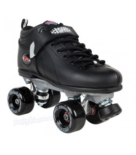 Patines Quad Roller Derby Boxer Speed Suregrip Adulto/Niños