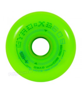 Rueda Freeskate Gyro XG Verde 84A