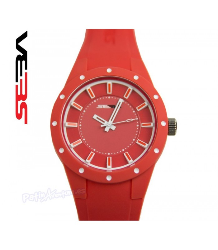 Reloj Seba Collection.