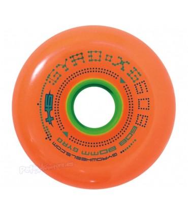 Ruedas Freeskate Gyro XG Naranja 88A