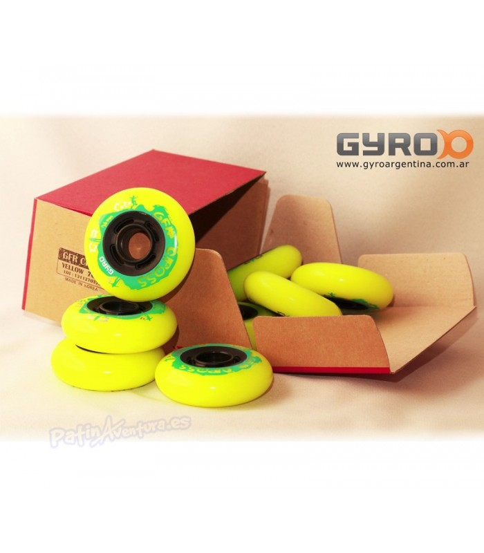 Gyro GFR Cross 76mm 90A
