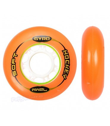 Gyro Hockey Naranja 72mm