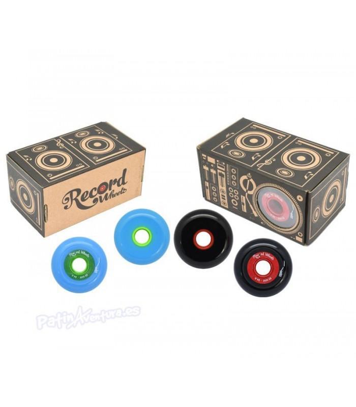 Ruedas Record 80mm 84A