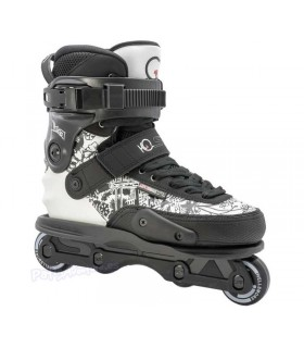 Patines Agresivo Seba Cj Wellsmore 2 Pro model Blanco Adulto