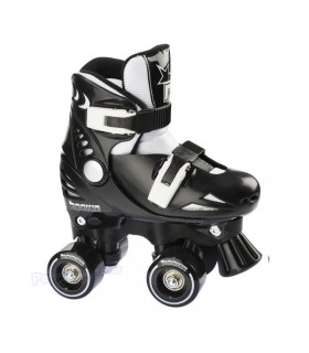 Patines Quad Iniciación Rookie Ajustable Shadow Niños/Infantil