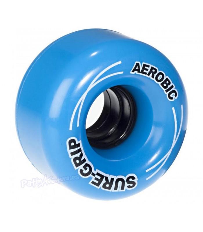 Ruedas Suregrip Quad Aerobic 85A