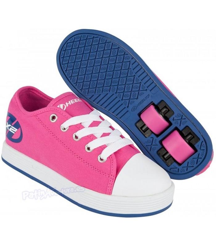 Heelys X2 Fresh Rosa/Azul