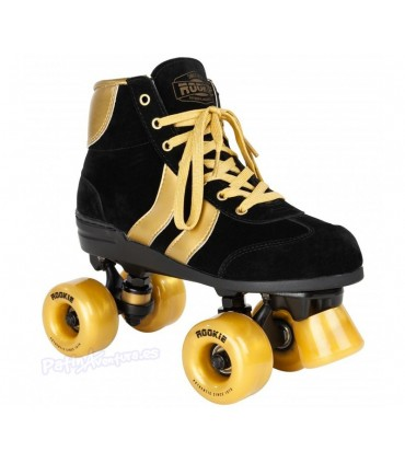 Patines Quad Rookie Rollerskates Authentic
