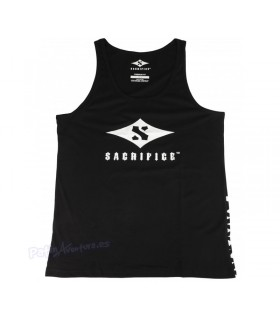 Camiseta Deportiva De Tirantas Sacrifice
