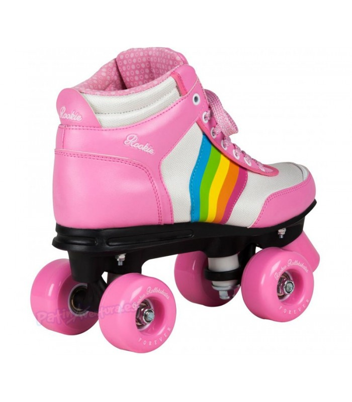 Rookie Rollerskates Forever Arco Iris Rosa/Multi