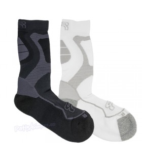 Calcetines Seba Blanco/Gris Nano Technology