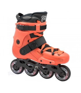 Patines Freeskate FRX 80 Naranja Adulto