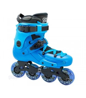 Patines Freeskate FR1 80 Azul Adulto