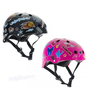 Casco Integral SFR Essentials Stickers Junior