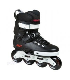 Patines Freeskate Powerslide Next 80mm Negro Adulto