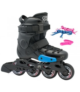 Patines Freeskate FR Junior Negro Niños