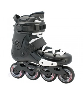 Patines Freeskate FRX 80 Negro Adulto