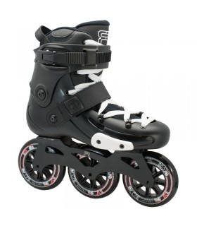 Patines Freeskate FRX 110 Negro Adulto