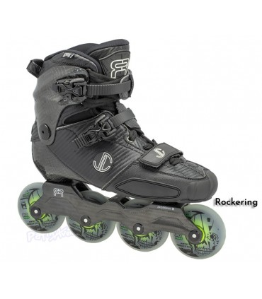 Patines Freestyle FR SL Carbon Rockering 80 Adulto