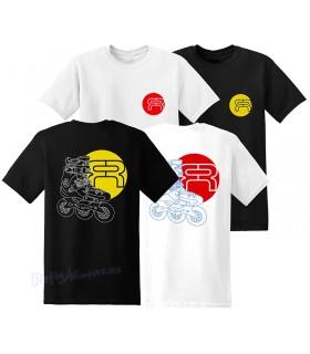 Camiseta FR Skates