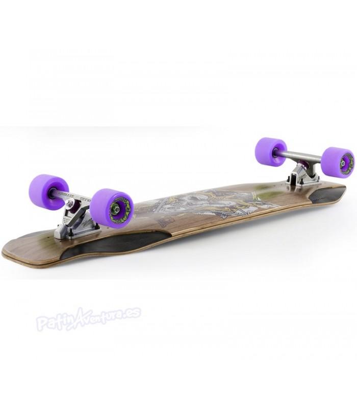Longboard Freeride Mindless Voodoo Makali