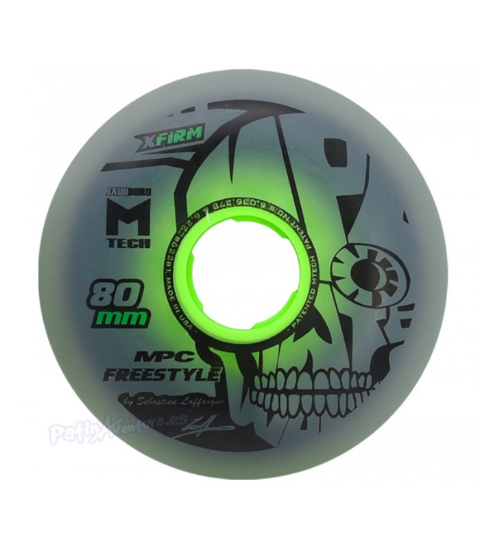 Rueda MPC Freestyle X-Firm Dual Natural