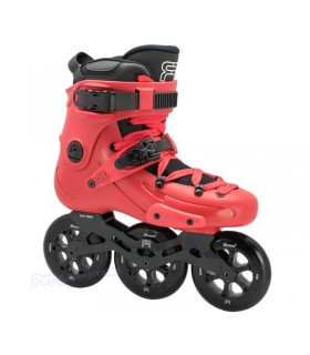 Patin Freeskate FR1 3D 310 Rojo Adulto