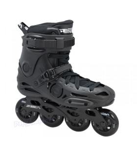 Patines Freeskate Seba E3 80mm Negro Adulto