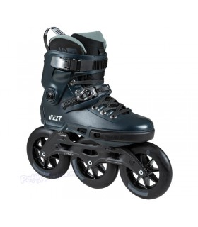 Patín Freeskate Powerslide Next 125mm Navy Adulto