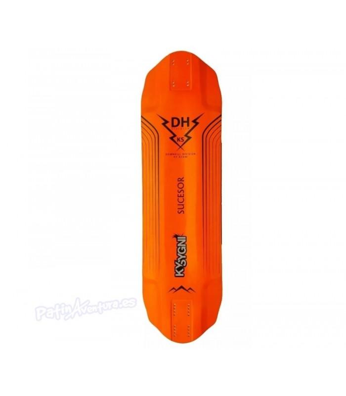 Tabla Longboard KY Sygni Downhill Sucesor Orange