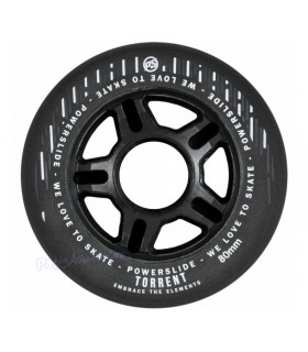Ruedas Powerslide Torrent Rain 80mm84A
