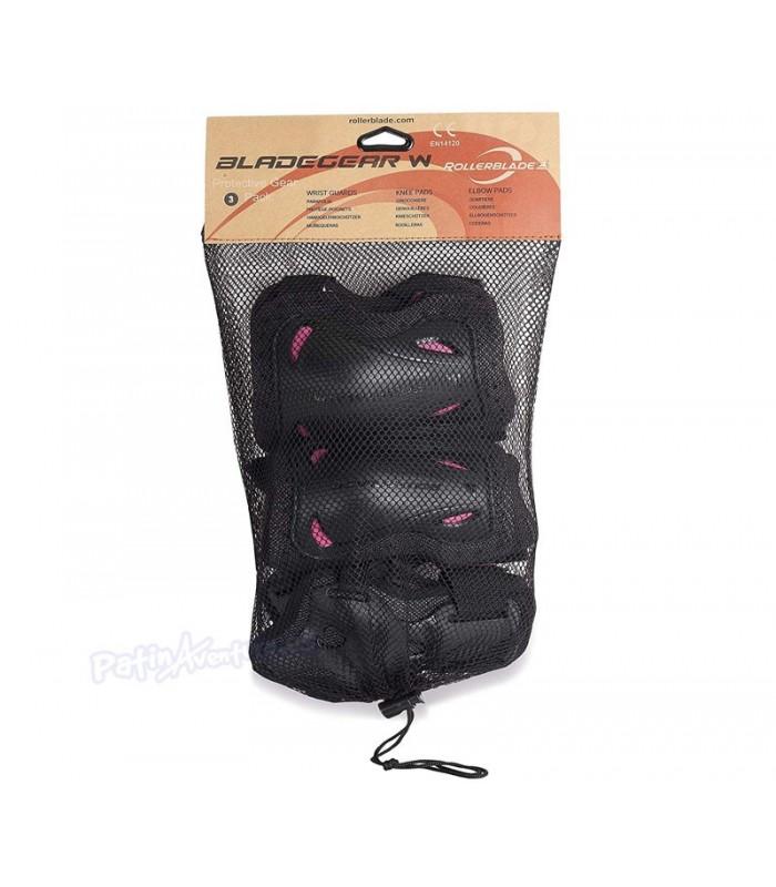 Protecciones Pack3 Freeskate Ennuí Adulto