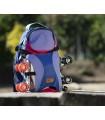 Mochila Porta Patines Quad Rookie Skatepack Multi Adulto/Niños