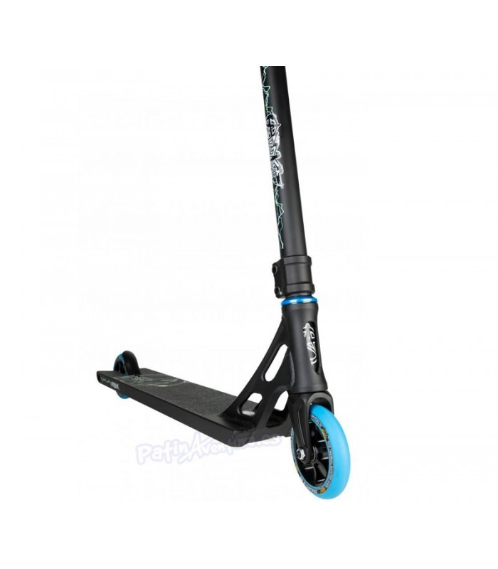 Patinete Scooter Freestyle Addict Equalizer Azul/Negro