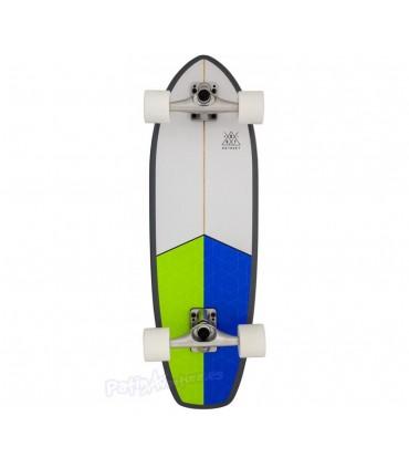 Cruiser D Street Surfskate Carver Tidai